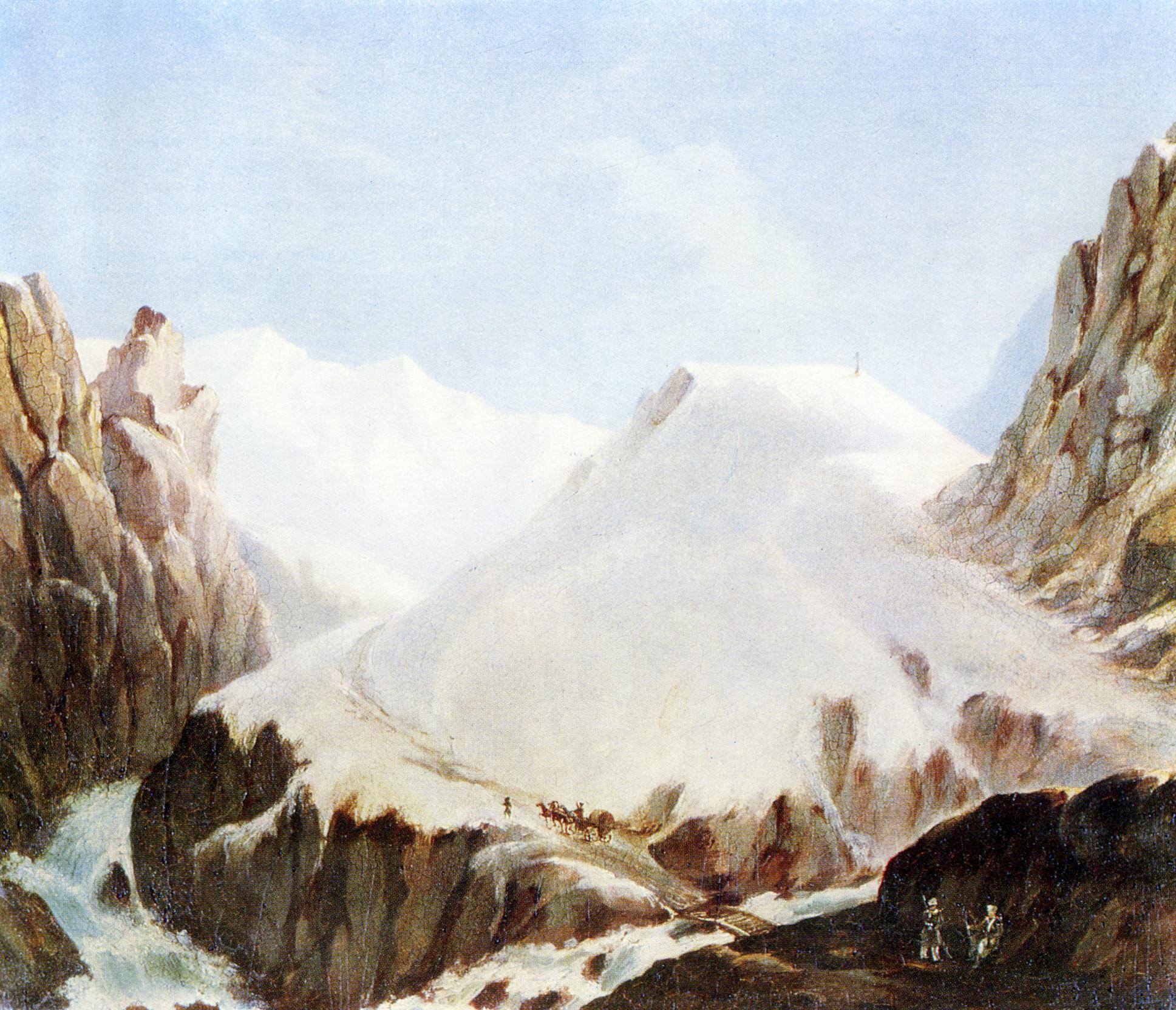 анализ стихотворения лермонтова синие горы кавказа приветствую вас